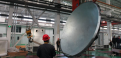 SKA Chinese partners complete work on the first major part of their SKA prototype dish