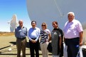 BRICS Science and Technology Ministers visit the SKA Site in South Africa