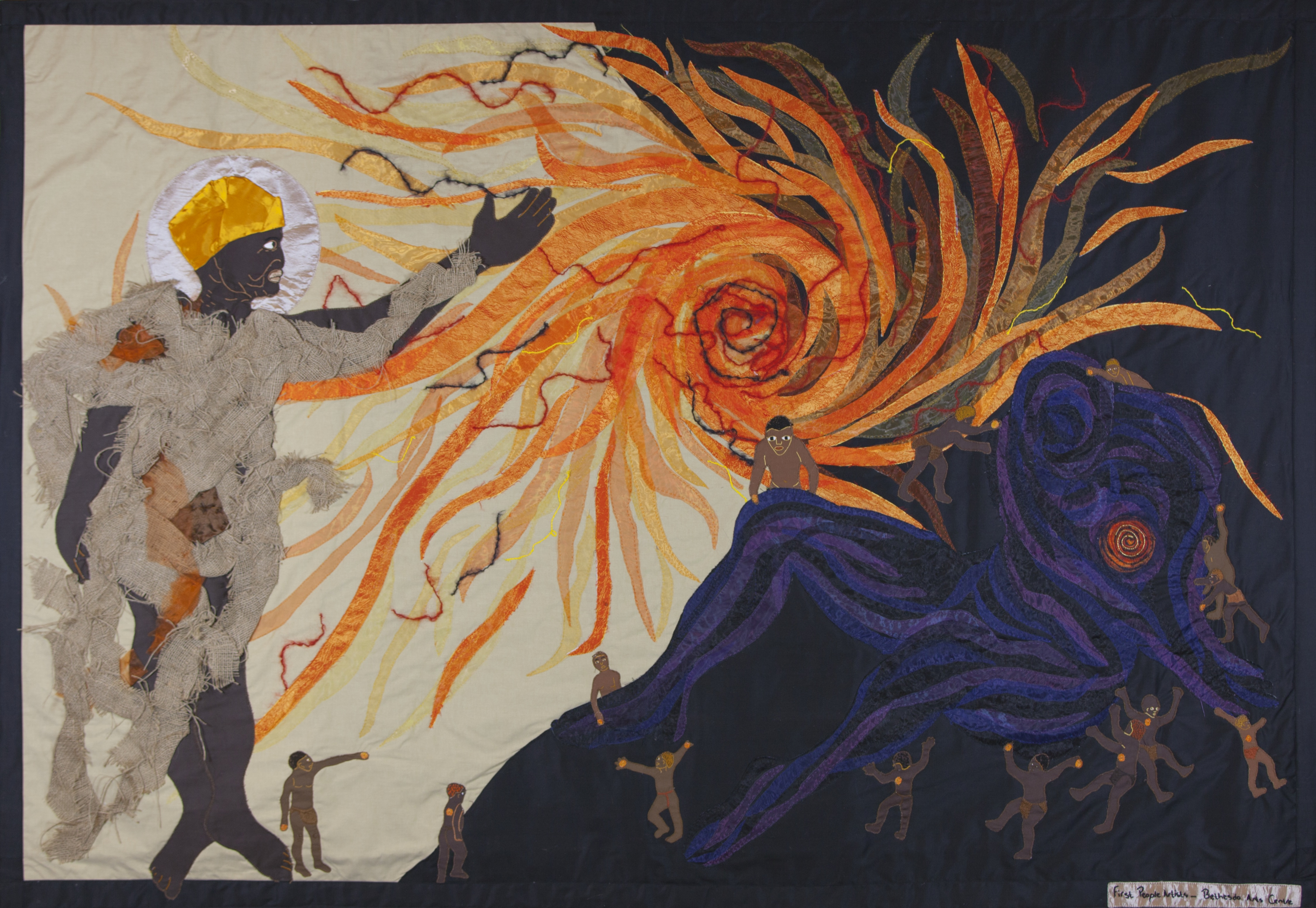 indigenous african art Indigenous religions a kallawaya spiritual  drawing on indigenous peoples from around the  sobonfu some is a dagara healer in the west-african nation of .