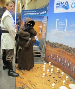 Star Wars characters2 - Perth AstroFest - March 2015
