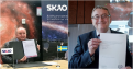 SKAO signs agreement with Sweden's Chalmers University of Technology