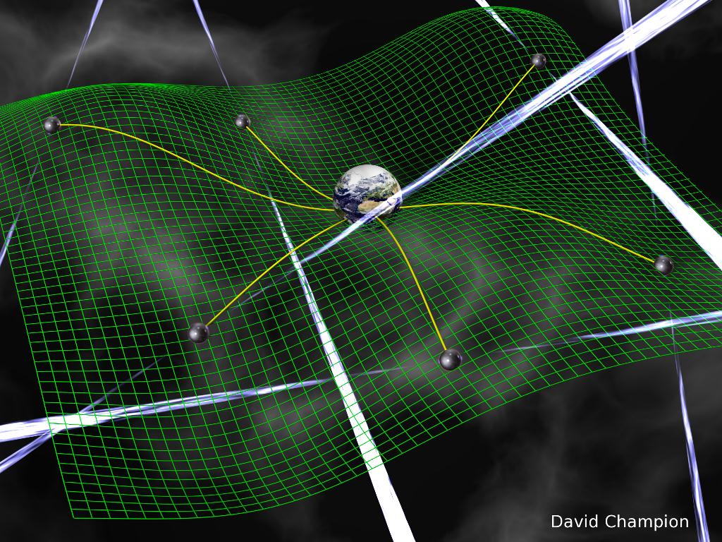 SKA Science - Network of Pulsar Clock - Web
