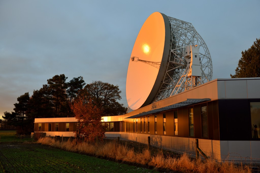 SKA HQ at Jodrell Bank