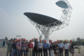China completes its prototype dish for the SKA