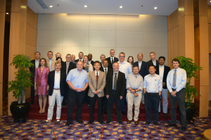The Directors of the SKA Organisation held a meeting on 15-16 October 2014 at Hotel Novotel Guiyang Downtown, Guiyang, China for the 15th meeting of the Board of Directors.