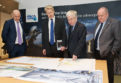 UK Minister of State Jo Johnson visits the SKA Headquarters