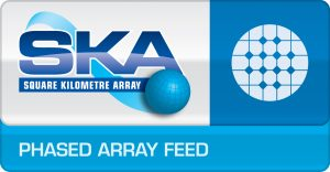 Phased Array Feed SKA logo